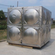 Latest Fashion First Grade cylindrical stainless steel water tank