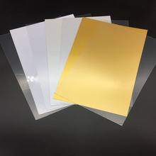Wholesale Custom A3 Instant Printable PVC Plastic Sheet