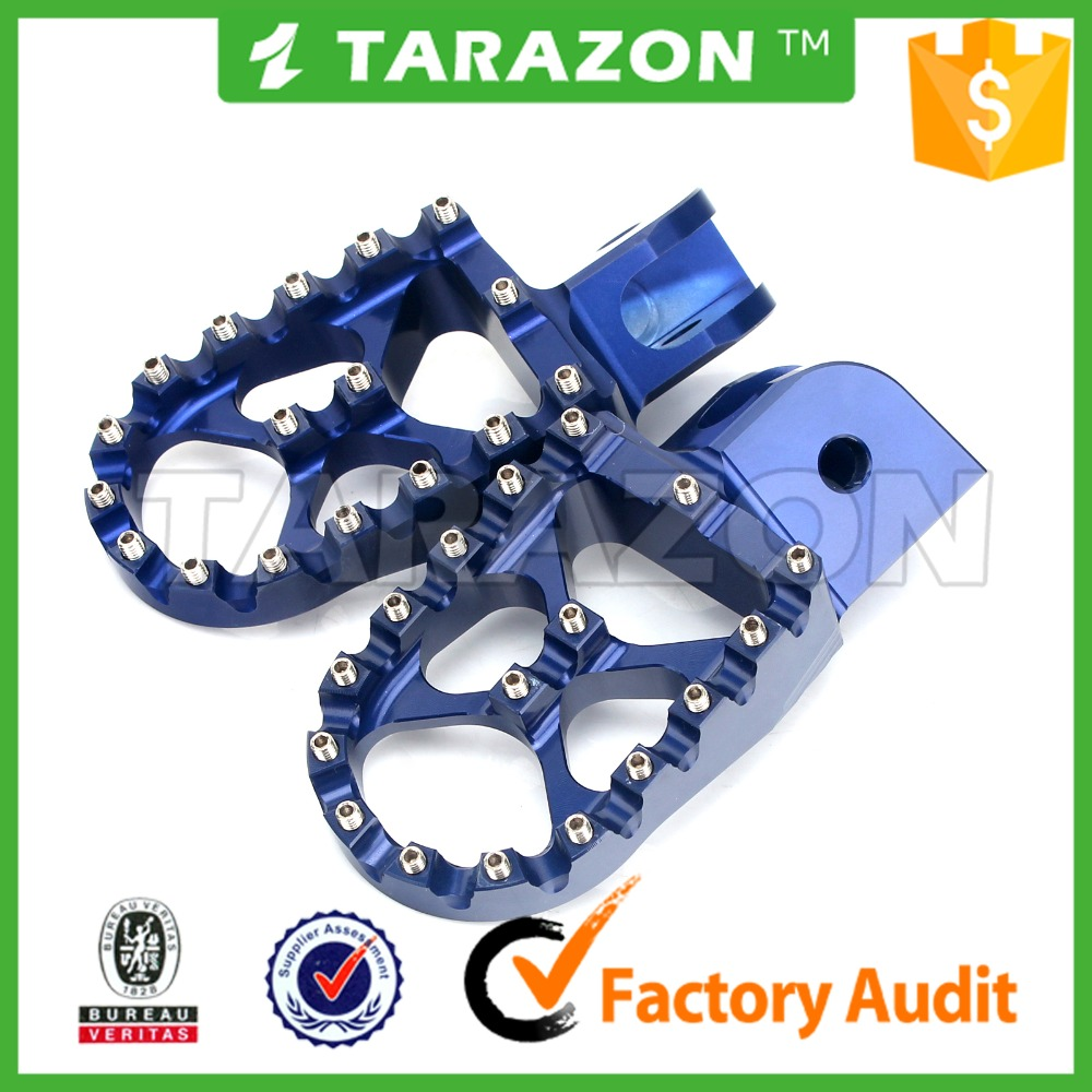 TARAZON brand new product motorcycle body kits footpeg for BMW Parts