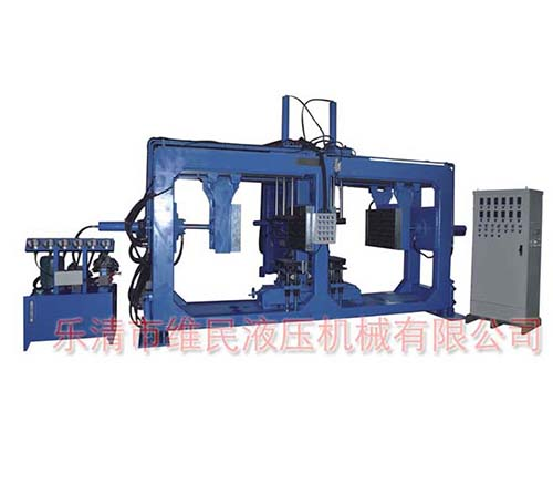 Professional to provide Epoxy resin hydraulic molding machine-APG862