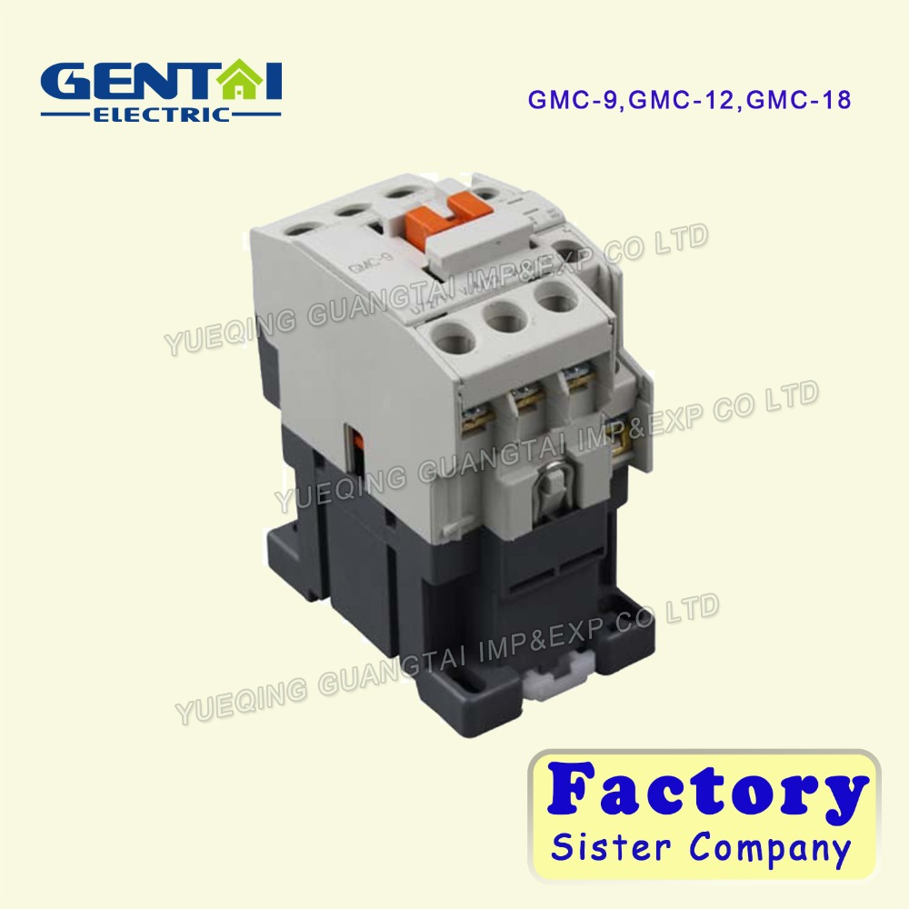 Good Quality GMC- 9 GMC- 12 GMC- 18 Magnetic AC Contactor