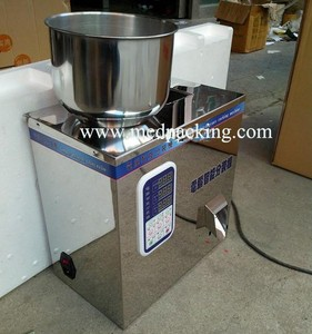 2-25G Automatic Weighting Packaging Sachet Small Powder Filling Machine