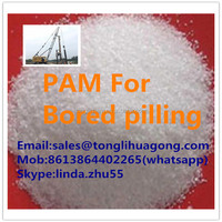 buy drilling fluids anionic polyacrylamide powder PHPA polymer