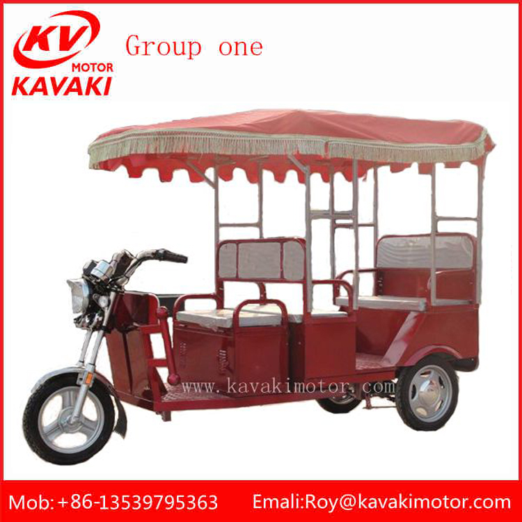 2016 China 800W Closed Type Closed Body Tricycle For Sale In Philippines