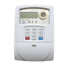 Single Phase Three phase STS keypad Smart Prepaid electric energy meter