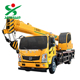 Official Manufacturer SMQ5128JQZ-BM8 crane manufactures construction chinese 8 ton mobile truck crane for sale