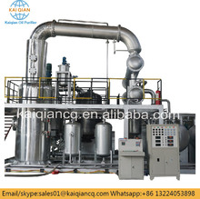 Used Industrial Oil Recycling Equipment Refinery Project