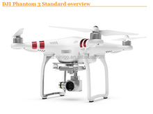 DJI Phantom 3 Standard vision Drone with 2.7K 12 Megapixel HD Camera RC GPS FPV professional photography Quadcopter helicopter