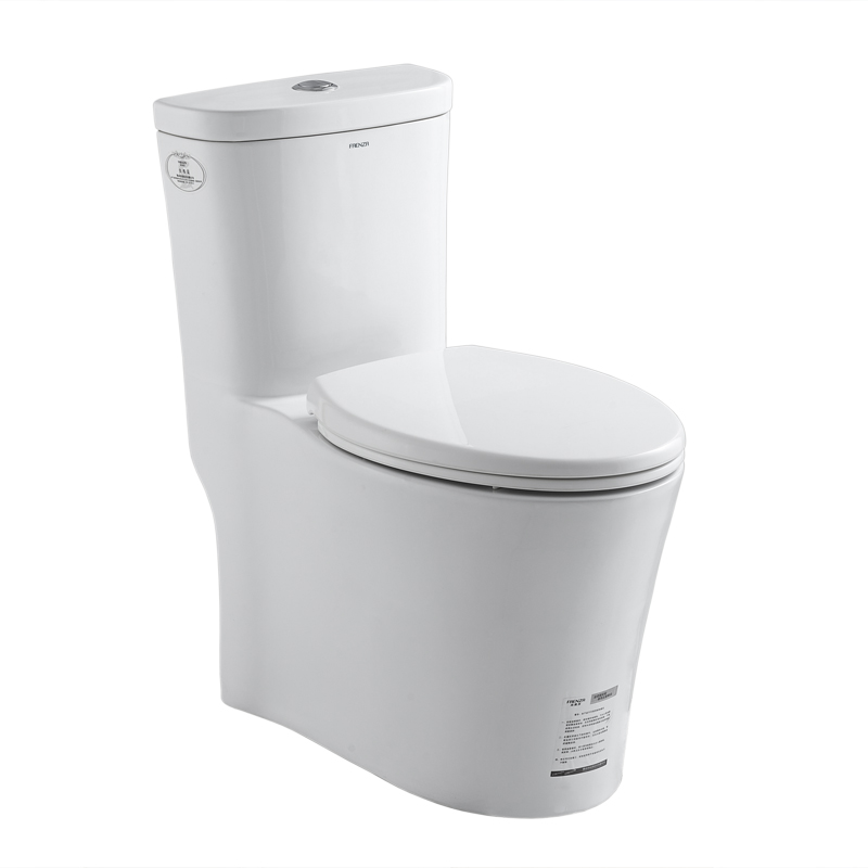 High Quality Chinese Sanitary Ware Washdown One Piece Toilet