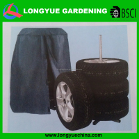 car tire rack cover, tire bag, wheel cover