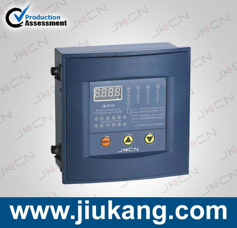 Power Factor Controller for Correction System