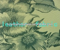 100%polyester pu leather fabric for sofa
