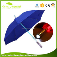 Best selling kids colorful 19/23inc solar umbrella led light