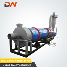 High Efficiency Capacity Cheap Supplier Small Compact Green Outdoor Timber Working Principle Rotary Drum Dryer Drying Machine