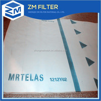 singler layer polyester dryer felt for paper mills