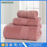 Home style Bathroom Cleaning Cotton Bath Towel Set