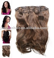 Fast Attach Hair Clip Extension - Fix on And Remove off Hair Extensions