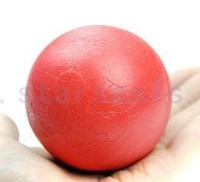 colorful soft and solid rubber bouncing ball