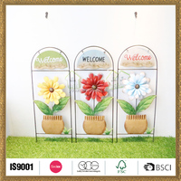 new design personalized home & garden house decor of flower pot