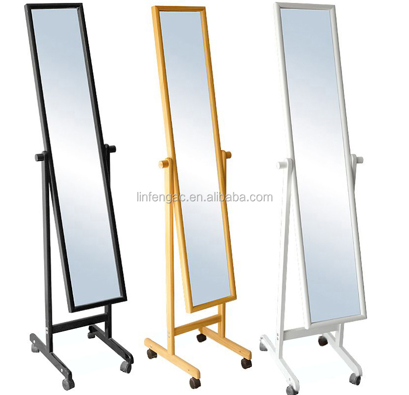 List Manufacturers Of Floor Stand Dressing Mirror Wheels Buy Floor