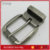 Hign quality good plating nickel metal pin buckle for belt