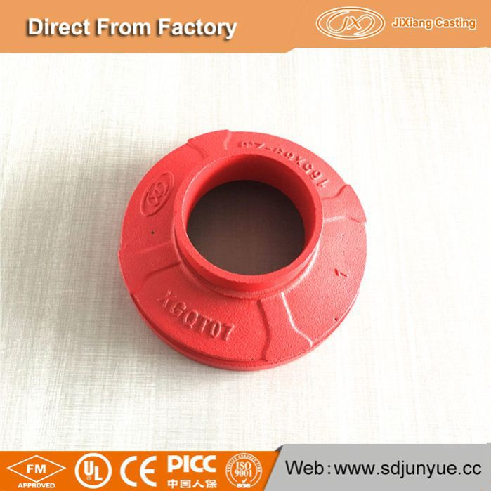 Alibaba best sellers cast ion Concentric Reducer with cost price