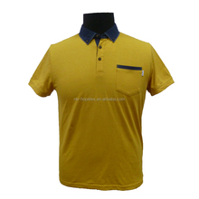 new design Polo t shirt for men fashion and bright-coloured t
