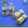 led light turning light 12v led tuning light 7440 7443 5050 27smd