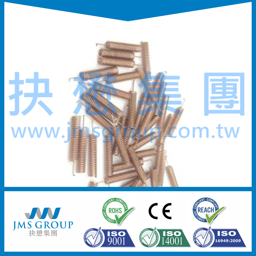 China TS16949 factory price custom for cell phone 915MHZ small size bronze wire antenna spring