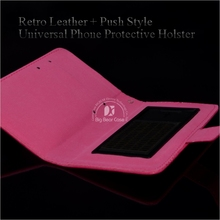 for nokia lumia 520 pu leather flip case