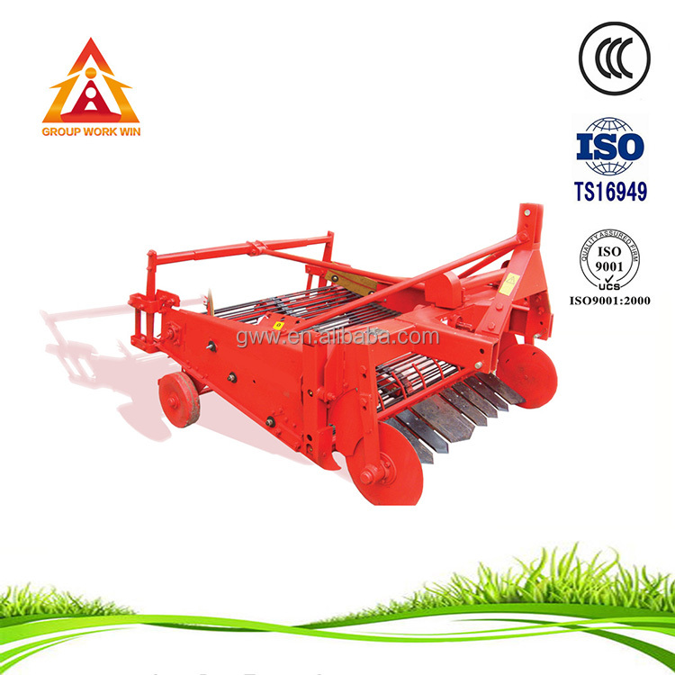 2016 high out-put new type peanut groundnut harvester,onion harvester,potato harvester of walking tractors