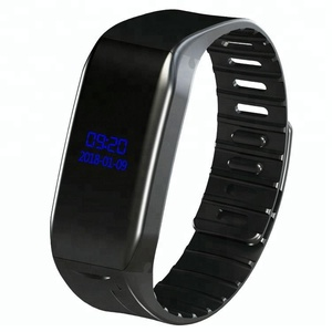 8G Bracelet Hidden Spy Voice Recorder Wrist Watch