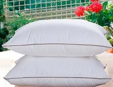 china wholesale neck cheap vacuum packed hollow fibre pillow