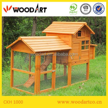 High quality wooden chicken coop cage for sale