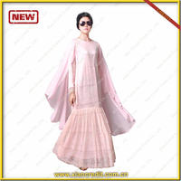 Wholesale new Dubai fashion kaftan lady dress 2016 fashion baju muslim
