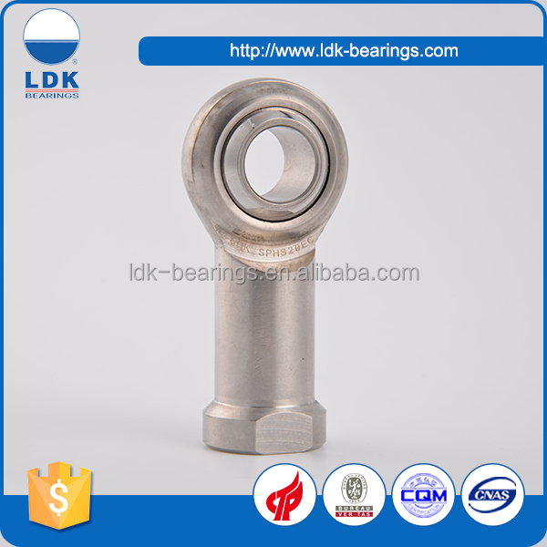 Wholesale cheap high corrosion resistance rod ends bearing SPHS18EC