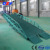 Adjustable Warehouse Cargo Delivery Mobile Hydraulic Yard Ramp