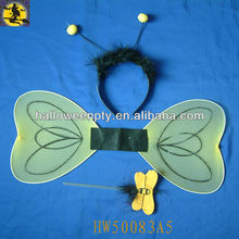 Hot-selling Fairy Butterfly Wing Set with Crown and Magic Wand