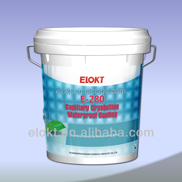 factory price waterproof coating for underground building paint