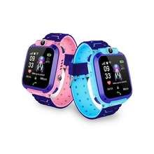 Kids <strong>Smart</strong> <strong>Watch</strong> With Gsm/Wifi Triple Positioning Gprs Real-Time Monitoring