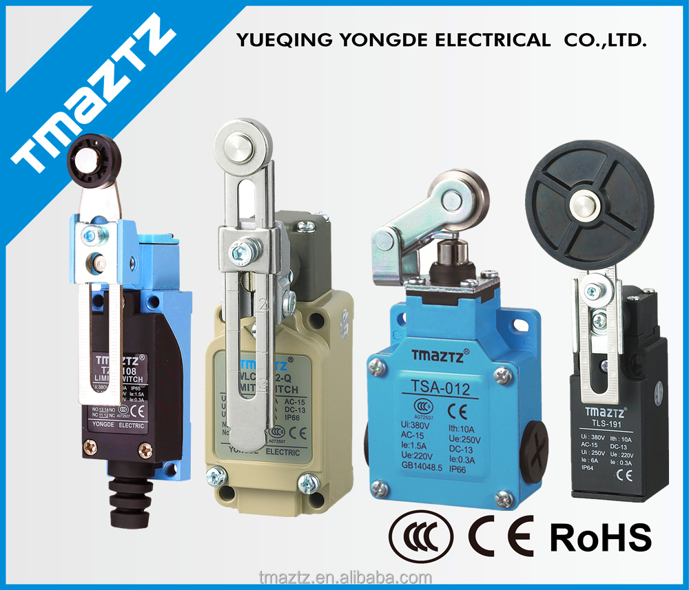 IEC 60947-5-1 mini limit switch XZ-5 Series china supplier/types of electrical limit switch