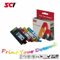 HP920 high capacity compatible ink cartridge supplier for printer Officejet 6000 6500 7000 printer over ten years experience