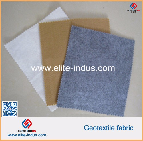 nonwoven geotextile fabric for Plastic roadbed material