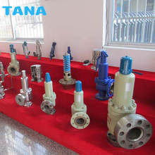 Steam boiler safety valve Spring Loaded Safety relief Valve