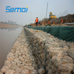 welded Gabion box,gabion box spring mattress 1x1x1(ISO9001;MANUFACTURER)
