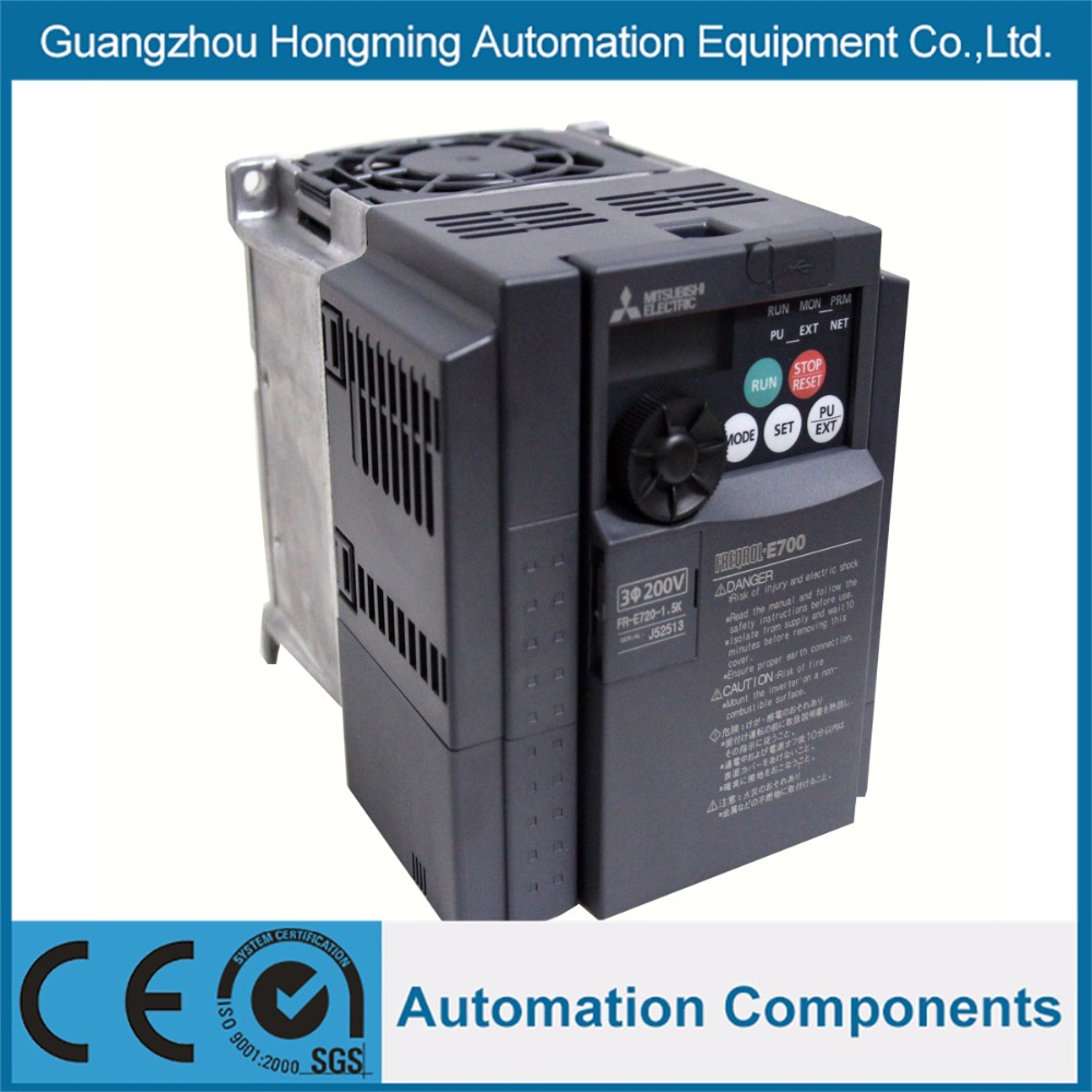 Factory Supply Good Prices Small Order Accept A700 Mitsubishi Inverter