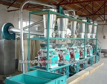home used small wheat flour milling machine with price