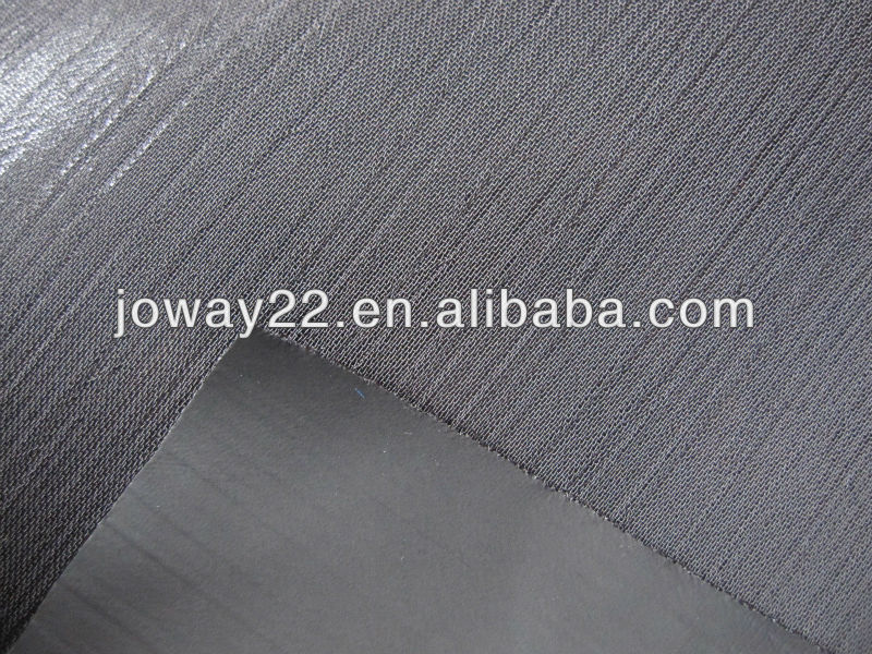 TPU Breathable Coating Waterproof Crepon Fabric
