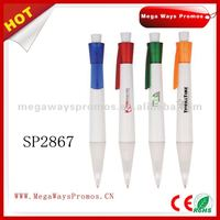 Rocket shape promotional ball pen