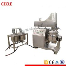 cosmetic mixing machine vacuum emulsifying mixer with homogenizer,Customized CE certificated